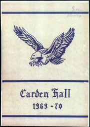Page 1, 1970 Edition, Carden Hall School - Yearbook (Newport Beach, CA) online yearbook collection
