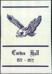 Page 1, 1972 Edition, Carden Hall School - Yearbook (Newport Beach, CA) online yearbook collection