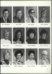 Page 15, 1972 Edition, Carden Hall School - Yearbook (Newport Beach, CA) online yearbook collection