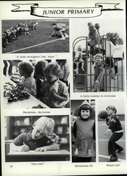 Page 16, 1972 Edition, Carden Hall School - Yearbook (Newport Beach, CA) online yearbook collection