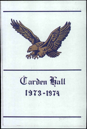 Page 1, 1974 Edition, Carden Hall School - Yearbook (Newport Beach, CA) online yearbook collection