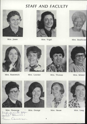 Page 12, 1974 Edition, Carden Hall School - Yearbook (Newport Beach, CA) online yearbook collection
