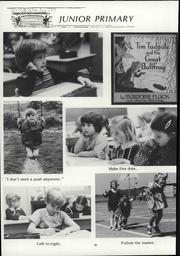 Page 16, 1974 Edition, Carden Hall School - Yearbook (Newport Beach, CA) online yearbook collection