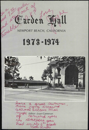 Page 7, 1974 Edition, Carden Hall School - Yearbook (Newport Beach, CA) online yearbook collection