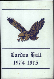 Page 1, 1975 Edition, Carden Hall School - Yearbook (Newport Beach, CA) online yearbook collection