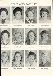 Page 15, 1975 Edition, Carden Hall School - Yearbook (Newport Beach, CA) online yearbook collection