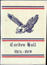 Page 1, 1976 Edition, Carden Hall School - Yearbook (Newport Beach, CA) online yearbook collection
