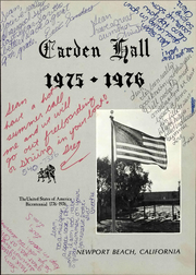 Page 5, 1976 Edition, Carden Hall School - Yearbook (Newport Beach, CA) online yearbook collection