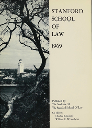 Page 2, 1969 Edition, Stanford Law School - Yearbook (Palo Alto, CA) online yearbook collection
