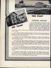Page 14, 1952 Edition, San Jose Bible College - Victor Yearbook (San Jose, CA) online yearbook collection
