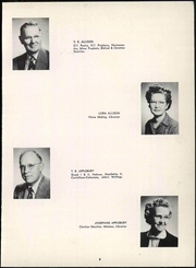 Page 17, 1952 Edition, San Jose Bible College - Victor Yearbook (San Jose, CA) online yearbook collection