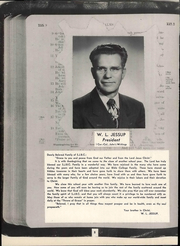 Page 14, 1953 Edition, San Jose Bible College - Victor Yearbook (San Jose, CA) online yearbook collection