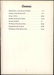 Page 9, 1953 Edition, San Jose Bible College - Victor Yearbook (San Jose, CA) online yearbook collection