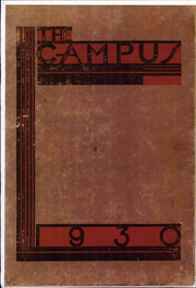 Page 1, 1930 Edition, College of San Mateo - Campus Yearbook (San Mateo, CA) online yearbook collection