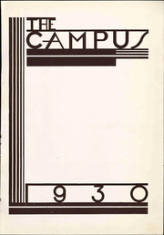 Page 9, 1930 Edition, College of San Mateo - Campus Yearbook (San Mateo, CA) online yearbook collection