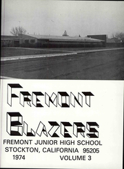 Page 7, 1974 Edition, Fremont Middle School - Yearbook (Stockton, CA) online yearbook collection