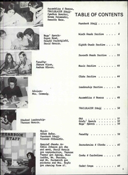 Page 9, 1974 Edition, Fremont Middle School - Yearbook (Stockton, CA) online yearbook collection