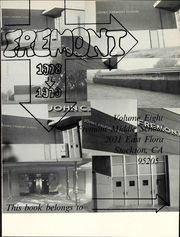 Page 5, 1979 Edition, Fremont Middle School - Yearbook (Stockton, CA) online yearbook collection