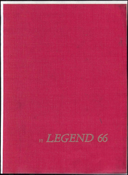 Page 1, 1966 Edition, California State University Stanislaus - Legend Yearbook (Turlock, CA) online yearbook collection