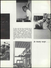 Page 11, 1966 Edition, California State University Stanislaus - Legend Yearbook (Turlock, CA) online yearbook collection