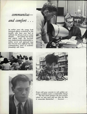 Page 12, 1966 Edition, California State University Stanislaus - Legend Yearbook (Turlock, CA) online yearbook collection