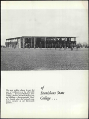 Page 9, 1966 Edition, California State University Stanislaus - Legend Yearbook (Turlock, CA) online yearbook collection