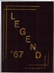 Page 1, 1967 Edition, California State University Stanislaus - Legend Yearbook (Turlock, CA) online yearbook collection