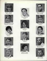 Page 16, 1967 Edition, California State University Stanislaus - Legend Yearbook (Turlock, CA) online yearbook collection
