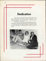 Page 8, 1967 Edition, California State University Stanislaus - Legend Yearbook (Turlock, CA) online yearbook collection