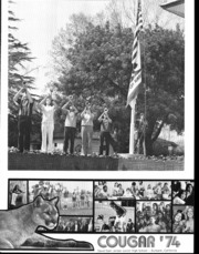 Page 2, 1974 Edition, David Starr Jordan Middle School - Cougar Yearbook (Burbank, CA) online yearbook collection