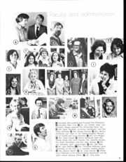 Page 6, 1975 Edition, David Starr Jordan Middle School - Cougar Yearbook (Burbank, CA) online yearbook collection