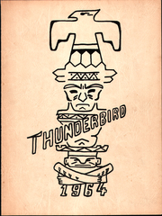 Page 1, 1964 Edition, Cedarlane Middle School - Thunderbird Yearbook (Hacienda Heights, CA) online yearbook collection