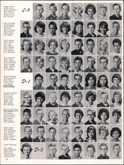Page 14, 1964 Edition, Cedarlane Middle School - Thunderbird Yearbook (Hacienda Heights, CA) online yearbook collection