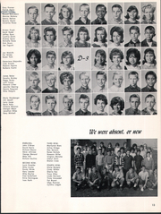 Page 15, 1964 Edition, Cedarlane Middle School - Thunderbird Yearbook (Hacienda Heights, CA) online yearbook collection