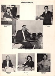 Page 5, 1963 Edition, Alexander Hamilton Middle School - Warrior Yearbook (Long Beach, CA) online yearbook collection