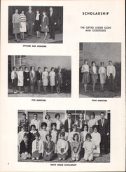 Page 10, 1964 Edition, Alexander Hamilton Middle School - Warrior Yearbook (Long Beach, CA) online yearbook collection