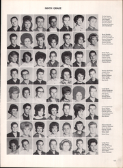 Page 17, 1964 Edition, Alexander Hamilton Middle School - Warrior Yearbook (Long Beach, CA) online yearbook collection