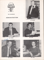 Page 5, 1964 Edition, Alexander Hamilton Middle School - Warrior Yearbook (Long Beach, CA) online yearbook collection