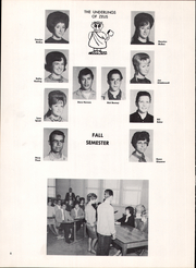 Page 8, 1964 Edition, Alexander Hamilton Middle School - Warrior Yearbook (Long Beach, CA) online yearbook collection