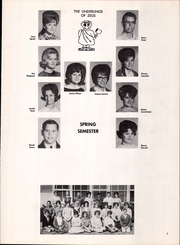 Page 9, 1964 Edition, Alexander Hamilton Middle School - Warrior Yearbook (Long Beach, CA) online yearbook collection