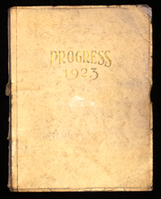 1923 Edition, Maple Avenue Evening High School - Progress Yearbook (Los Angeles, CA)