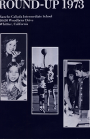 Page 5, 1973 Edition, Rancho Canada Intermediate School - Round Up Yearbook (Whittier, CA) online yearbook collection