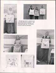 Page 12, 1974 Edition, Imperial Middle School - Excalibur Yearbook (La Habra, CA) online yearbook collection