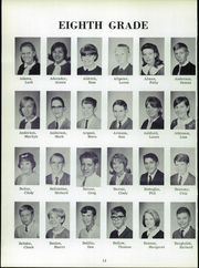 Page 16, 1966 Edition, Raymond J Fisher Middle School - Kitten Yearbook (Los Gatos, CA) online yearbook collection