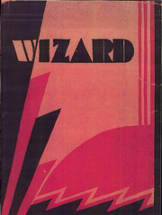 1930 Edition, Edison Middle School - Wizard Yearbook (Los Angeles, CA)