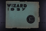 1937 Edition, Edison Middle School - Wizard Yearbook (Los Angeles, CA)