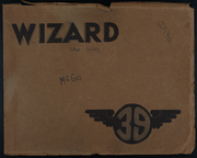 1939 Edition, Edison Middle School - Wizard Yearbook (Los Angeles, CA)