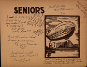 Page 15, 1939 Edition, Edison Middle School - Wizard Yearbook (Los Angeles, CA) online yearbook collection