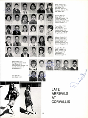 Page 17, 1966 Edition, Corvallis Middle School - Trojan Yearbook (Norwalk, CA) online yearbook collection