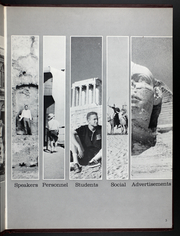 Page 9, 1967 Edition, Menlo College - Enterprise Yearbook (Atherton, CA) online yearbook collection